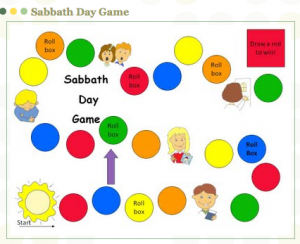 A great blog full of wonderful activities and games for kids